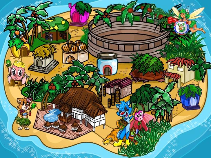 Mini Pet Island
