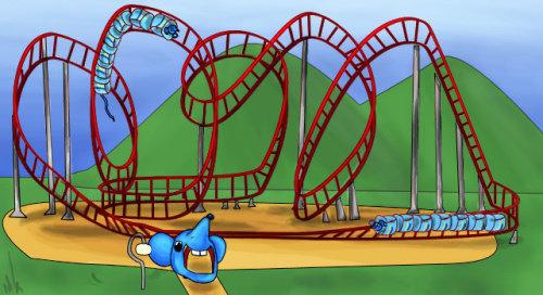 Murfin Madness Rollercoaster