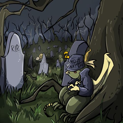 Grave Robbing